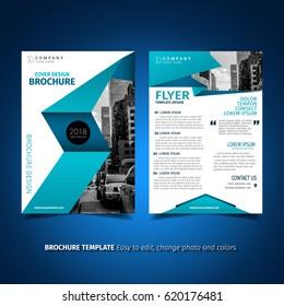 Blue Flyer Design