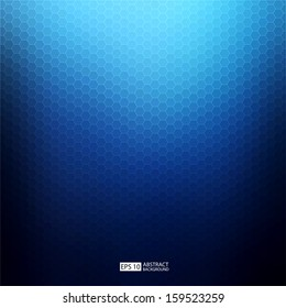 Blue gradient blur abstract background for website, banner, business card, invitation, postcard