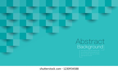 Blue green abstract texture. Vector background can be used in cover design, book design, poster, cd cover, website backgrounds or advertising.