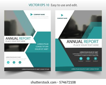 Blue hexagon Vector Brochure annual report Leaflet Flyer template design, book cover layout design, abstract business presentation template, a4 size design
