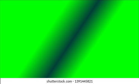 Blue and lime green gradient vector background