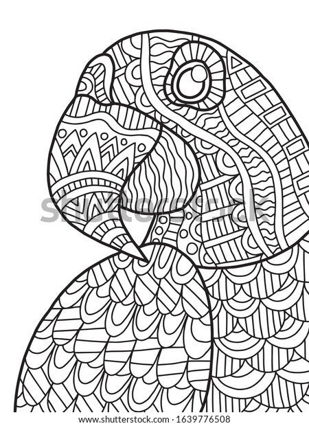 Macaw coloring pages   Free Coloring Pages   620x450
