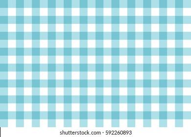 blue pattern plaid texture background, vector illustration