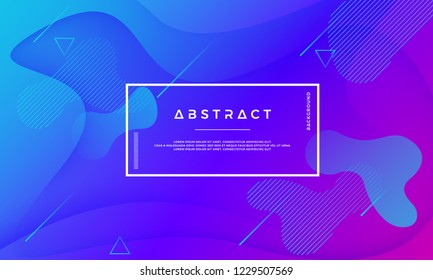 Blue purple abstract background is suitable for web, header, web banner, landing page, digital background, digital posters, wallpaper, web page template and others.