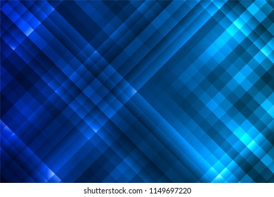 blue quadrilateral vertical background