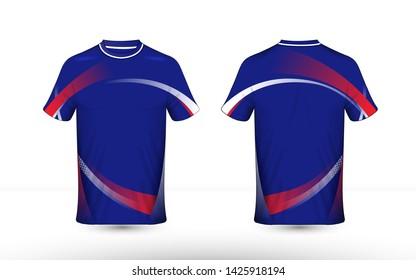 Mentahan Desain Baju Esport Polos - MOCKUP FRESH