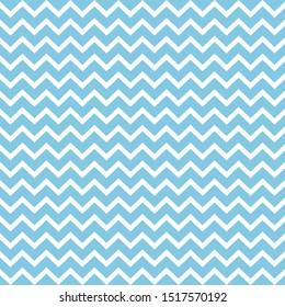Blue seamless zigzag pattern. Zigzag chevron pattern background. Zigzag background abstract