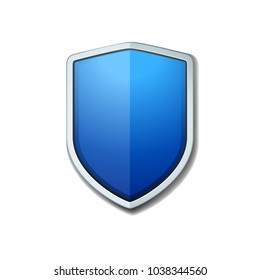 Blue Shield sign
