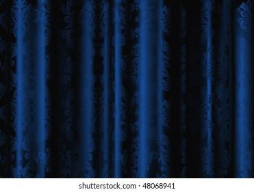 Blue Wallpaper background