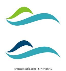 water swoosh stock vectors images vector art shutterstock rh shutterstock com