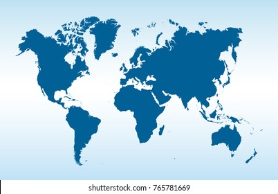 Low poly map world world map stock photo photo vector blue world map vector gumiabroncs Image collections