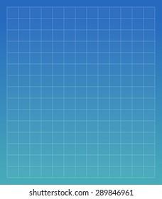 Blueprint architecture vector line grid