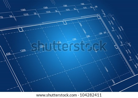 Blueprint background concept vector blue color stock vector royalty blueprint background concept vector in blue color malvernweather Choice Image