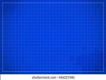 Graph paper texture images stock photos vectors shutterstock blueprint background vector illustration malvernweather Gallery