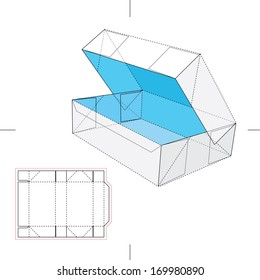Blueprint Box with Blueprint Layout