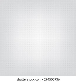 Blueprint graphing paper grid background in line styles. Vector EPS10 format