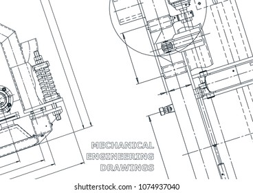 Technical diagram stock images royalty free images vectors blueprint sketch vector engineering illustration cover flyer banner background malvernweather Images