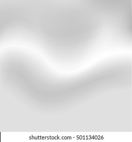 Blur gray background. Abstract white and grey background subtle chrome texture. Metal blurred surface