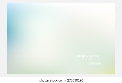 blur green background,colorful blurred background, vector illustration design wallpaper,abstract blur backdrop.