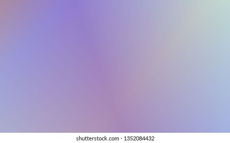 Blur Pastel Colorgradient Background. For Abstract Modern Screen Design For Mobile App. Vector Illustration