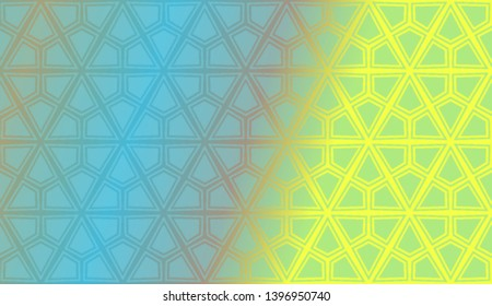 Blur Pastel geometric Background. For Your Graphic Design, Banner. Vector Illustration.