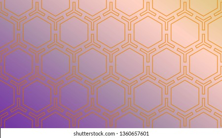 Blurred Background, Smooth Gradient Texture Color. For Your Design Wallpapers Presentation. Vector Illustration.