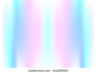 Blurred gradiant mesh background. Pastel smooth template.