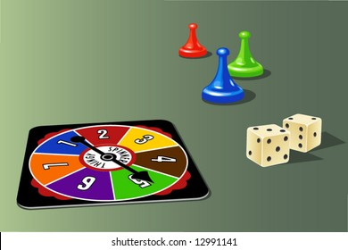 board game elements