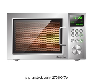 board microwave oven