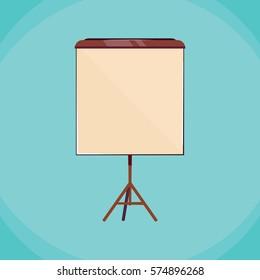 Board Presentation icon.