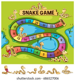 Boardgame Template Images Stock Photos Vectors Shutterstock