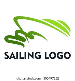 Boat Logo Template