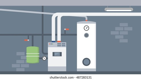 Heating System Images, Stock Photos & Vectors | Shutterstock