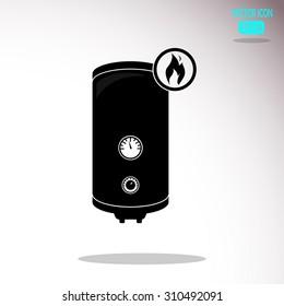 Boiler icon.