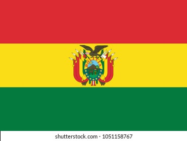 Bolivia country flag