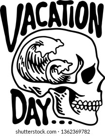 bone goes vacation