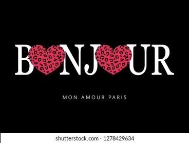 Imágenes Fotos De Stock Y Vectores Sobre Bonjour Shutterstock