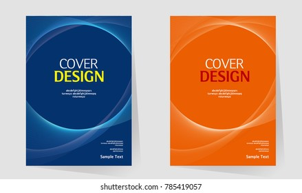 Book cover, Annual report design layout. Brochure, catalog. Business vector template. Simple Flyer promotion. magazine, Presentation cover. Abstract Vector illustration. Creative vector front page.