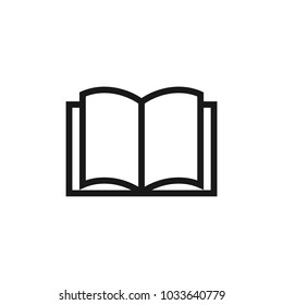 Book - Education Logo Vector Template