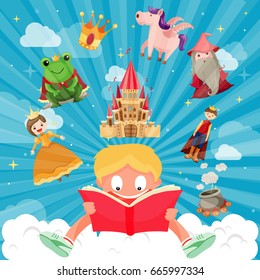 Book of fairy tales/World of fairy tales