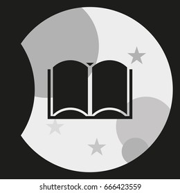 A book icon.
