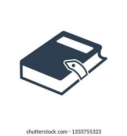 book icon. close book icon
