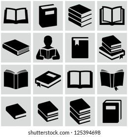 Book icons