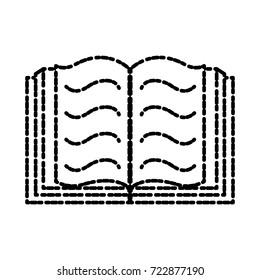 Book open symbol