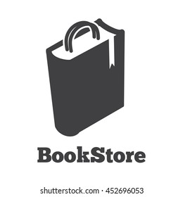 Book store vector icon
