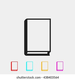 book vector icons