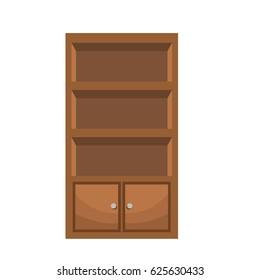 bookcase furniture wooden bookcase
