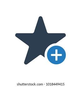 Bookmark Addition Icon