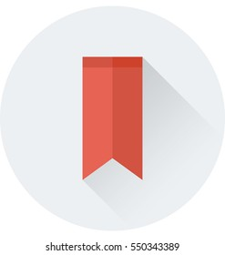 Bookmark Vector Icon