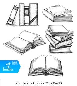 Vectores, imágenes y arte vectorial de stock sobre Open Book